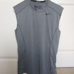 Nike Pro Combat Men's Fitted Sleeveless Shirt